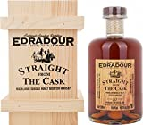Edradour 10 Years Old Straight from the Cask Sherry Butt in Holzkiste 2008 Whisky (1 x 0.5 l)