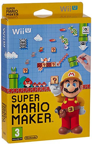 Super Mario Maker + Artbook : Wii U , ML