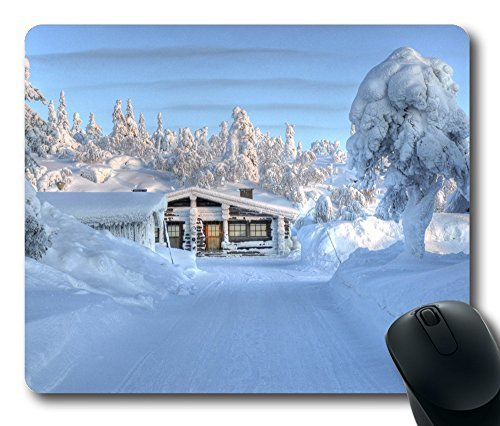 gaming-mouse-pad-oblong-shaped-heavy-snow-hdr-design-natural-eco-rubber-durable-computer-desk-statio