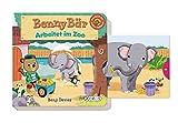 Benny Bär arbeitet im Zoo
