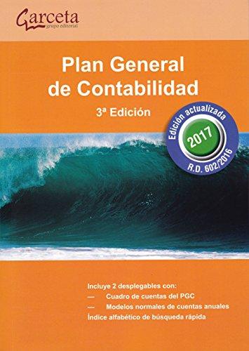 Plan General de Contabilidad 3ª edición por Industria y Competitividad Ministerio de Economía
