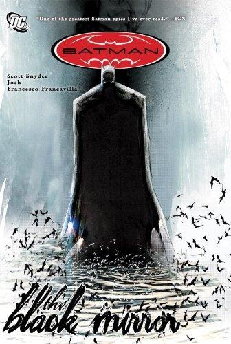 Batman: The Black Mirror por Scott Snyder