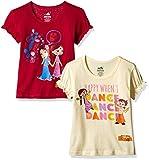 #5: Chhota Bheem Girls' T-Shirt (Pack of 2)