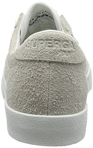 Superga 2843 Hairysueu, Sneaker Unisex – Adulto White (Total White)