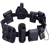 KEESIN Utility Tactical Belt Multifunktionale Outdoor Taillen Taschen Patrolausrüstung für Polizei Bewachen Sicherheit Jagd