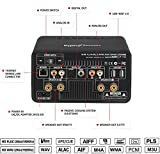 CocktailAudio X12 HiFi Audio System (60 Watt Verstärker, Netzwerk Streamer) Weiss