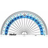 Helix H01040 10cm 180 Degree Protractor