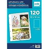 Grupo Erik Editores Recambio álbum de Fotos de 40páginas autoadhesivos