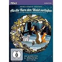 Als die Tiere den Wald verließen, Staffel 2 - Remastered Edition / Die komplette 2. Staffel der Kultserie nach dem gleichnamigen Roman von Colin Dann