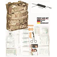 Original LEINA erste Hilfe Set First Aid Kit + AOS-Outdoor® Schlüsselanhänger 25 TEILE preisvergleich bei billige-tabletten.eu