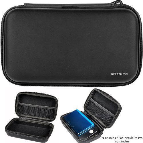 Speedlink - Caddy Max - Sacoche Console Nintendo 3DS avec Pad Circulaire Pro