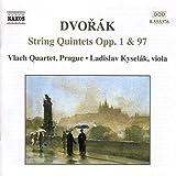 Dvorák: String Quintets, Op.1 & 97