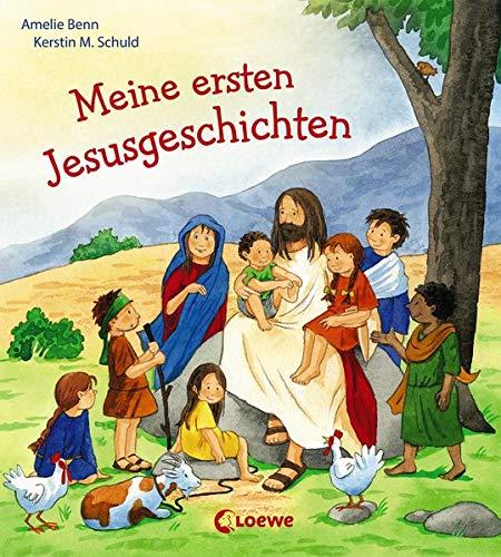 Meine ersten Jesusgeschichten: zum Vorlesen ab 2 Jahre