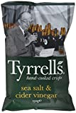 Tyrrell's Cider Vinegar & Sea Salt, 8er Pack (8 x 150 g)