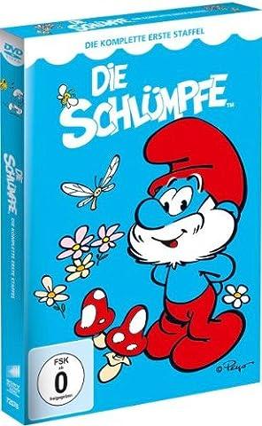 Die Schlümpfe - Die komplette erste Staffel [4 DVDs] (Schlümpfe Serie)