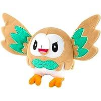 Pokemon peluches animales de peluche//Peluche bauz con ausgestreckten alas en vuelo/rowlet/Brind ibou