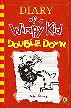 Diary of a Wimpy Kid: Double Down (Book 11) by [Kinney, Jeff]