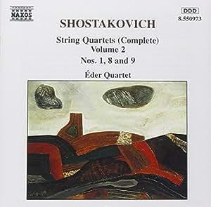 Shostakovich: String Quartets (Complete), Vol. 2