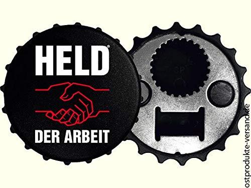 Held der Arbeit Flaschenöffner Kapselheber | Ossi Produkte | DDR Geschenke