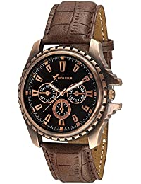 RICH CLUB SK - Analogue Black Dial Chorno Men's Watch