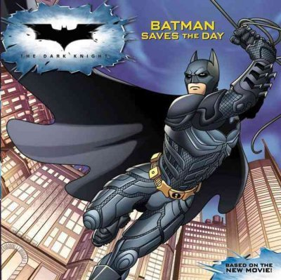 (Batman Saves the Day) By Nolan, Christopher (Author) Paperback on (06 , 2008)