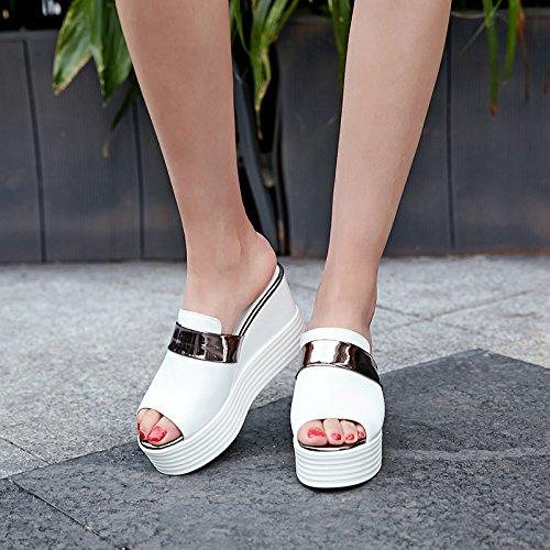 ZYUSHIZ Mme Cool Chaussons Chaussons doux confort aux Philippines avec des sandales 36EU