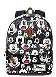 Karactermania Disney Classic Mickey Visages Mochila Tipo Casual