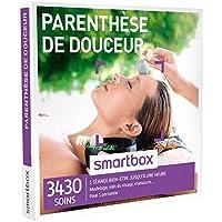 SMARTBOX - Coffret Cadeau - PARENTHÈSE DE DOUCEUR - 3430 soins : MODELAGE, GOMMAGE, SOIN DU VISAGE, MANUCURE, ACCÈS AU SPA...