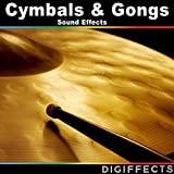 Gong, Cymbal, And China Rolls Version 2