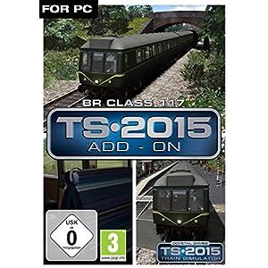 BR Class 117 DMU Add-On [PC Steam Code]