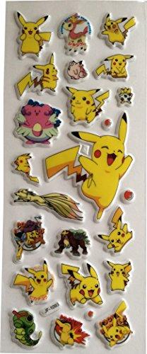 Preisvergleich Produktbild Pokémon Kleine Aufkleber