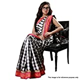#8: Sarees New Collection LatestOf 2018 SHREEJI ETHNIC-( Sarees For Women Party Wear Offer Designer Sarees For Women Latest Design Sarees New Collection Saree For Women Saree For Women Party Wear Saree For Women In Latest Saree With Designer Blouse Free Size Beautiful Saree For Women Party Wear Offer Designer Sarees With Blouse Piece)