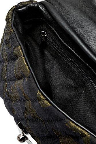 next Petit Sac Matelassé Standard Femme Camouflage Imprimé