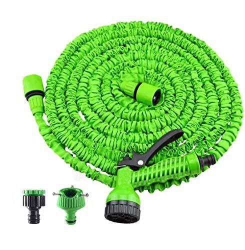ZYYBRE Flexibler Gartenschlauch Mit 7 SprüHfunktionen GartenbewäSserung AutowäSche Und Waschen