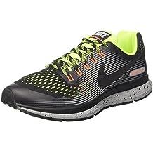 buy popular d2a21 2b76a Nike Zoom Pegasus 34 Shield (GS), Chaussures de Running garçon
