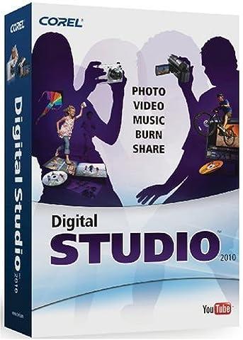 Corel Digital Studio 2010 (PC CD)