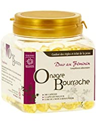 DAYANG ONAGRE BOURRACHE DUO AU FEMININ 180 capsules