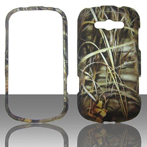 Lg Mobile Virgin (2D Camo Gras Realtree Samsung Galaxy Reverb M950Virgin Mobile Schutzhülle Hard Phone Cover Case Protector Blenden zum Aufstecken)
