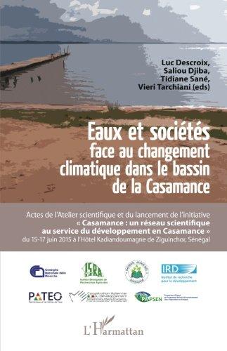 Eaux et sociétés face au changement climatique dans le bassin de la Casamance