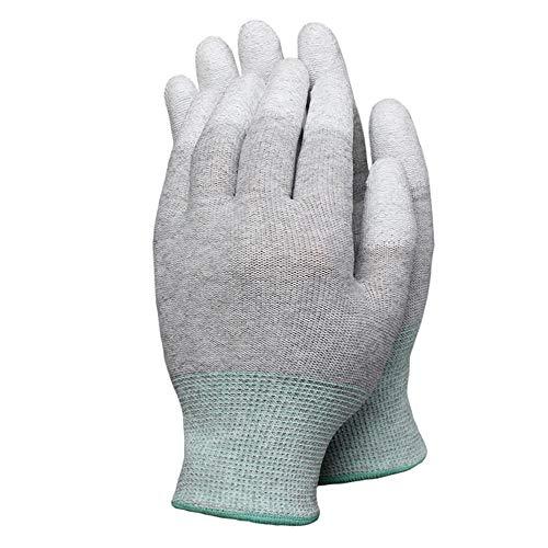 guanti antistatici 1 paio di guanti antistatici ESD di medie dimensioni per PC