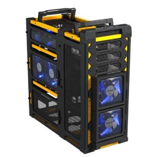 Antec Midi Case Lanboy Air - Yellow