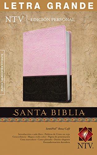 Santa Biblia-Ntv-Edicion Personal Letra Grande