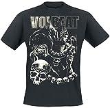 Volbeat Black Collage T-Shirt Black