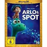 Arlo & Spot 3D+2D