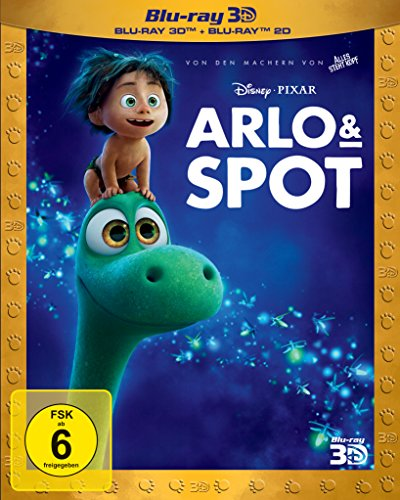 Neues Relief (Arlo & Spot 3D+2D [3D Blu-ray])