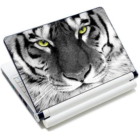 Luxburg® Design pegatina adhesivo protector skin adhesivo para Notebook portátil 10