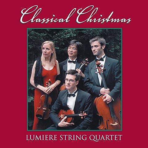 Ich steh mit einem Fuss im Grabe, BWV 156: I. Sinfonia: Arioso (arr. for trumpet and string quartet)
