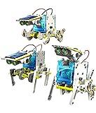 #5: Happy kids 14in1 Solar Kit Robot DIY Kit Solar Energy