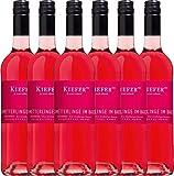 6er Paket - Schmetterlinge im Bauch Rosé - Weingut Kiefer