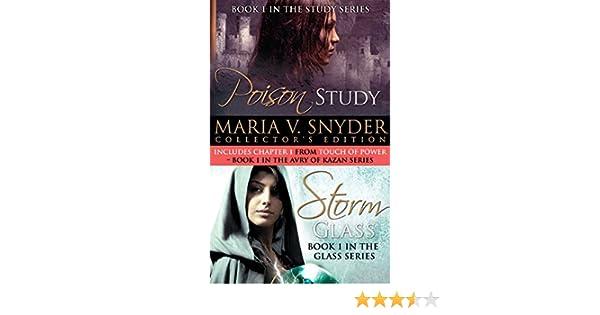 Fire Study Maria V Snyder Pdf